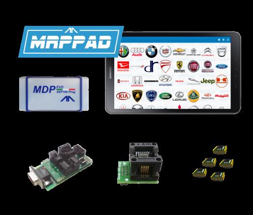 MRPPad XEP100Prog 35160 emulator