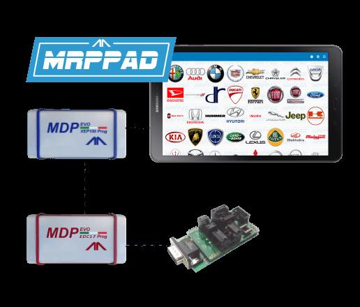 MRPPad EDC17 + XEP100 Edition