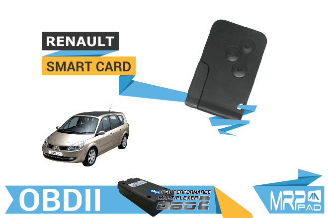 MRPPad version 1.57 Renault key coding