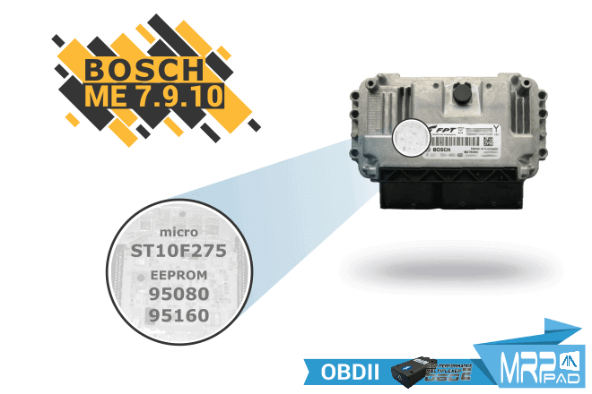 MRPPad v 1.95 Bosch ME7.9.10