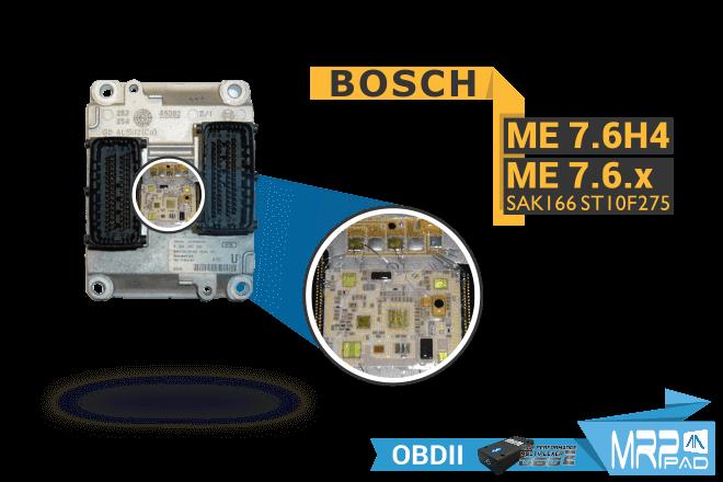 MRPPad v 1.96 Bosch ME7.6H4 ME7.6.x