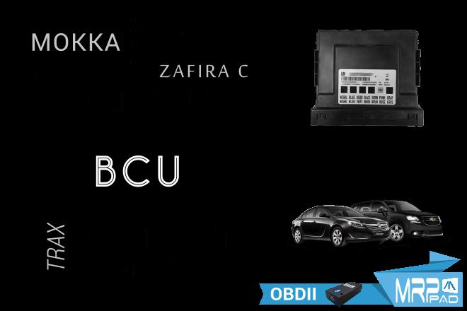 MRPPad V 2.12 Opel Chevrolet BCU Porsche BCM