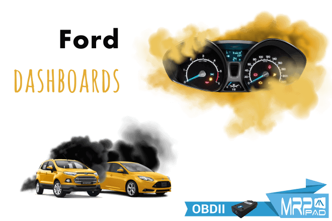 MRPPad V 2.15 Ford dashboards