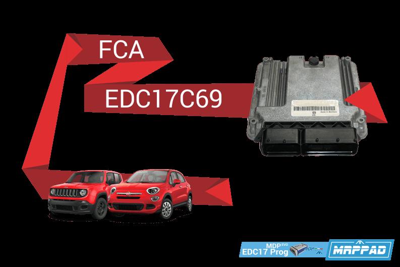 MRPPad v 2.22 FCA EDC17C69 EDC17Prog